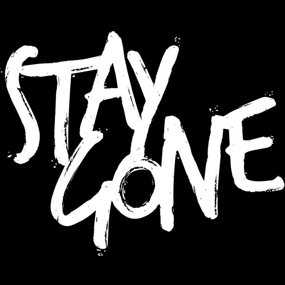 stay gone French band logo