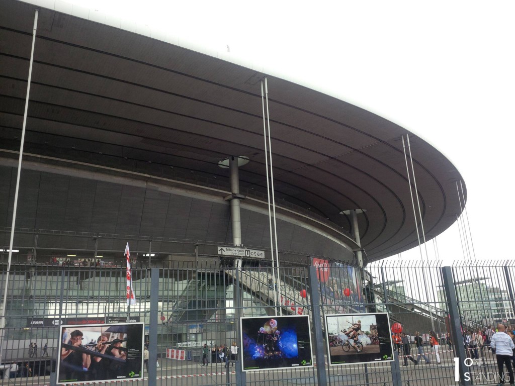 Indochine Stade de France portes