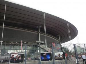 Indochine Stade de France portes