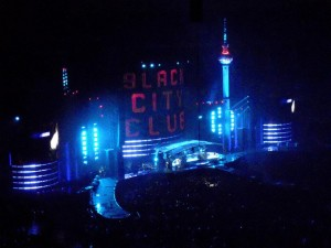 Indochine Black City Club Stade de France