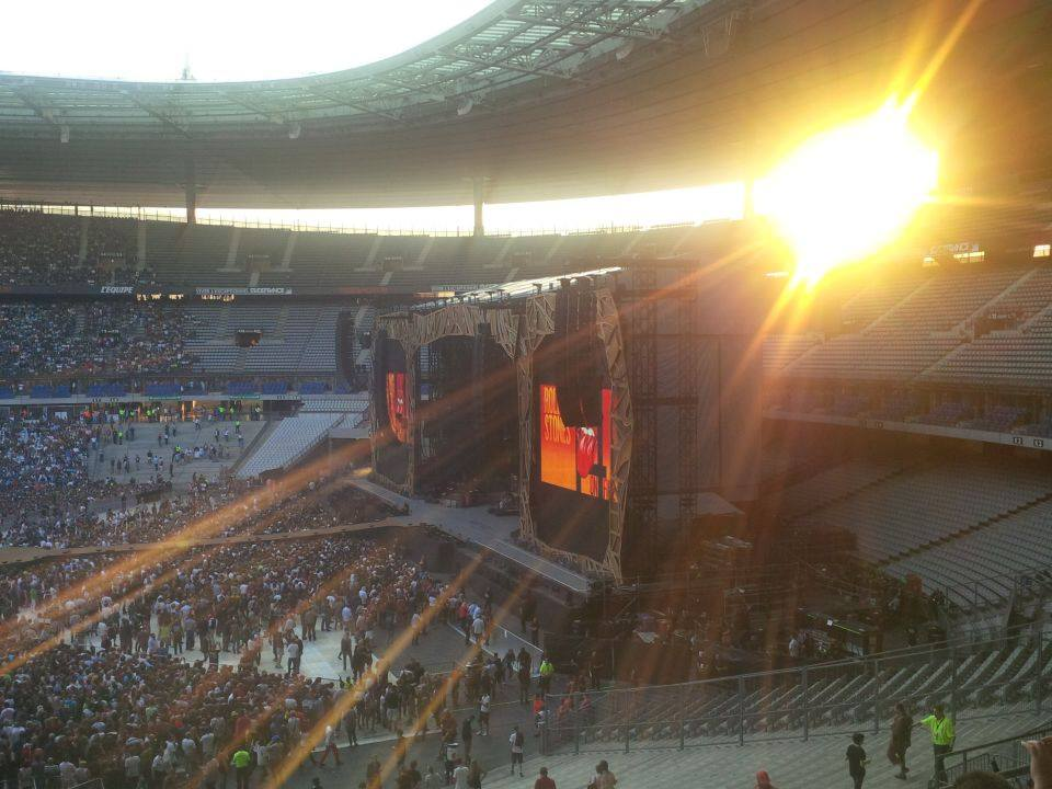 the rolling stones stade de france 2014