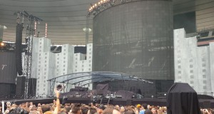 Indochine Stade de France scène