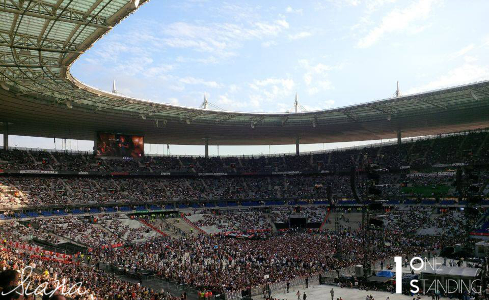 the rolling stones stade de france