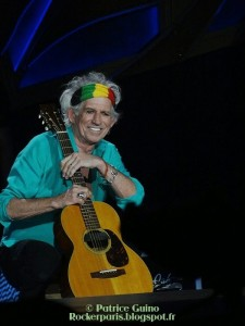 keith richards the rolling stones stade de france