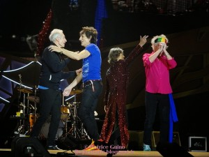 the rolling stones stade de france final