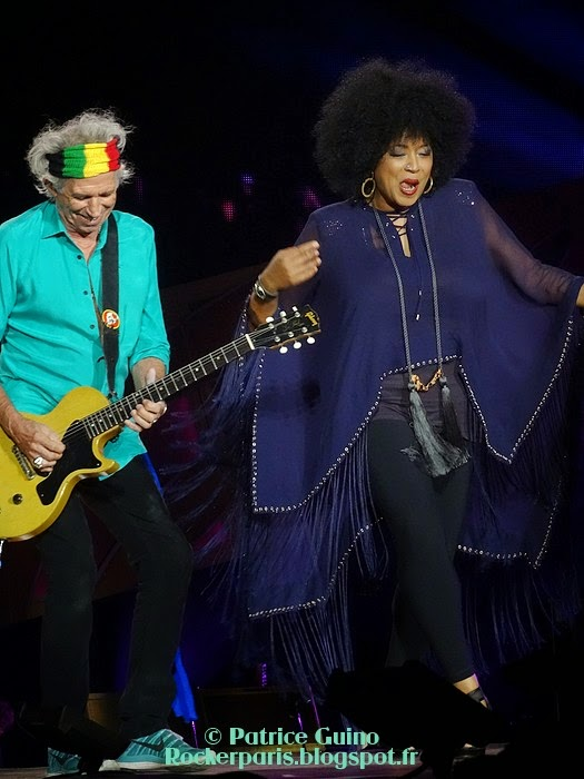 The ROLLING STONES @ Stade de France, Paris June 13 2014 (41)