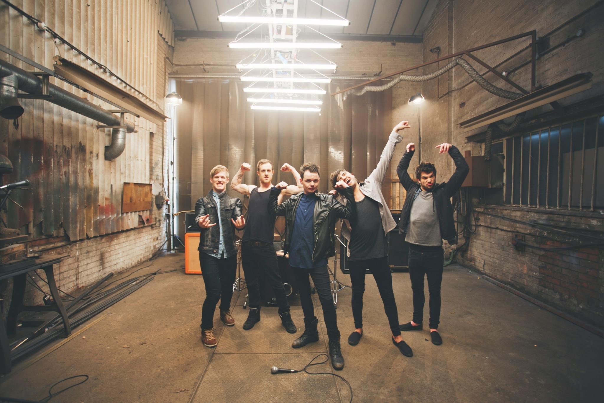 I Divide UK band