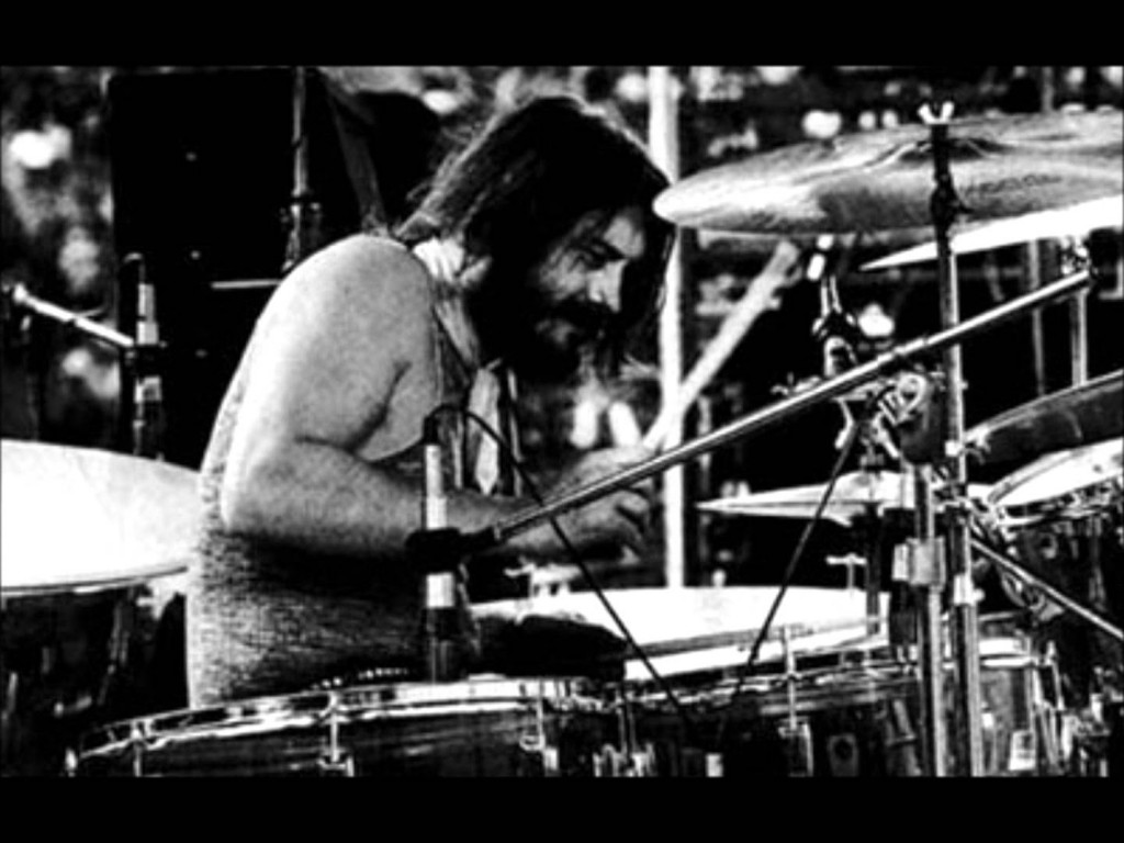 John Bonham batteur led zeppelin