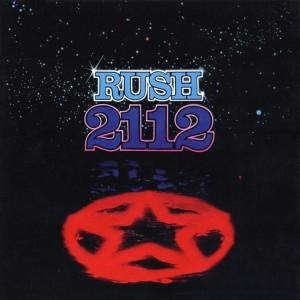 2112 rush album