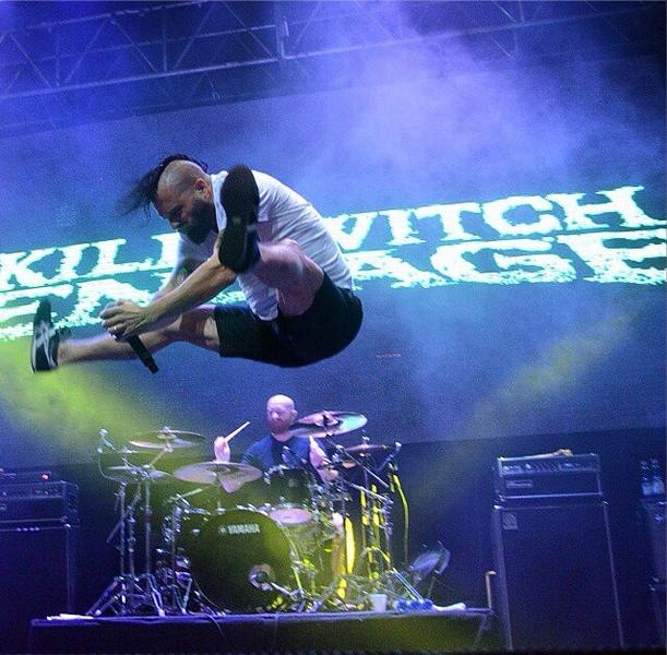 Killswitch Engage live