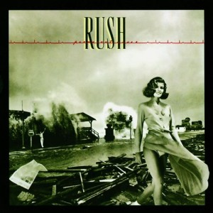 rush, permanent waves, album