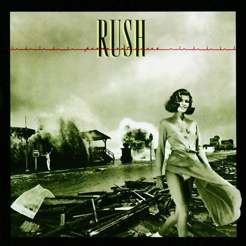 rush, permanent waves, album