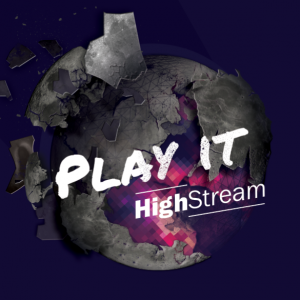 play it, album, highstream