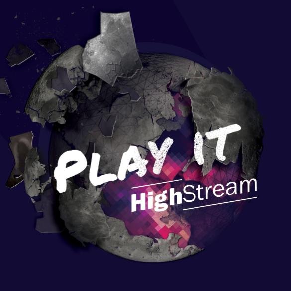 play it, album, highstream