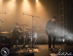 afterglow concert show marché gare lyon