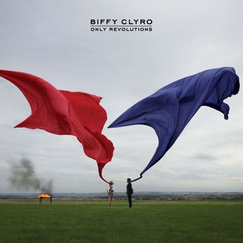 only revolutions biffy clyro album