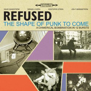 the shape of punk to come refused album