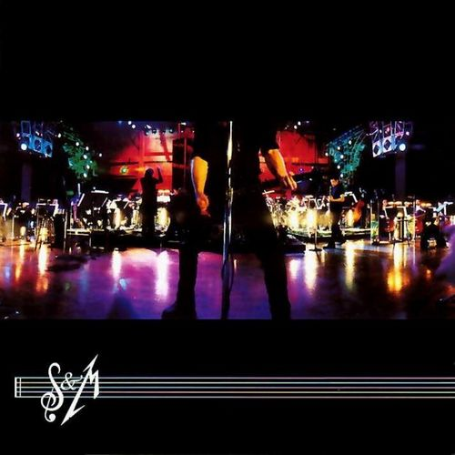 s&m album metallica
