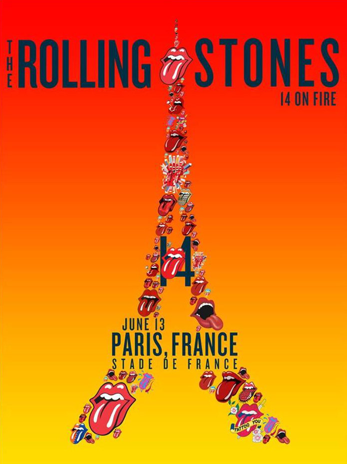 the rolling stones stade de france 2014 one standing live report