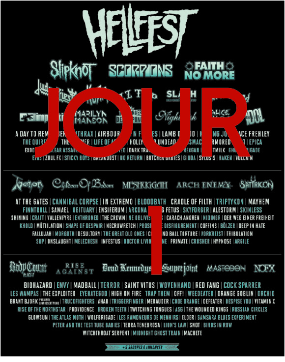 festival hellfest open air 2015 one standing live report