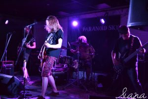 paranoid sky le blogg lyon metal for nepal