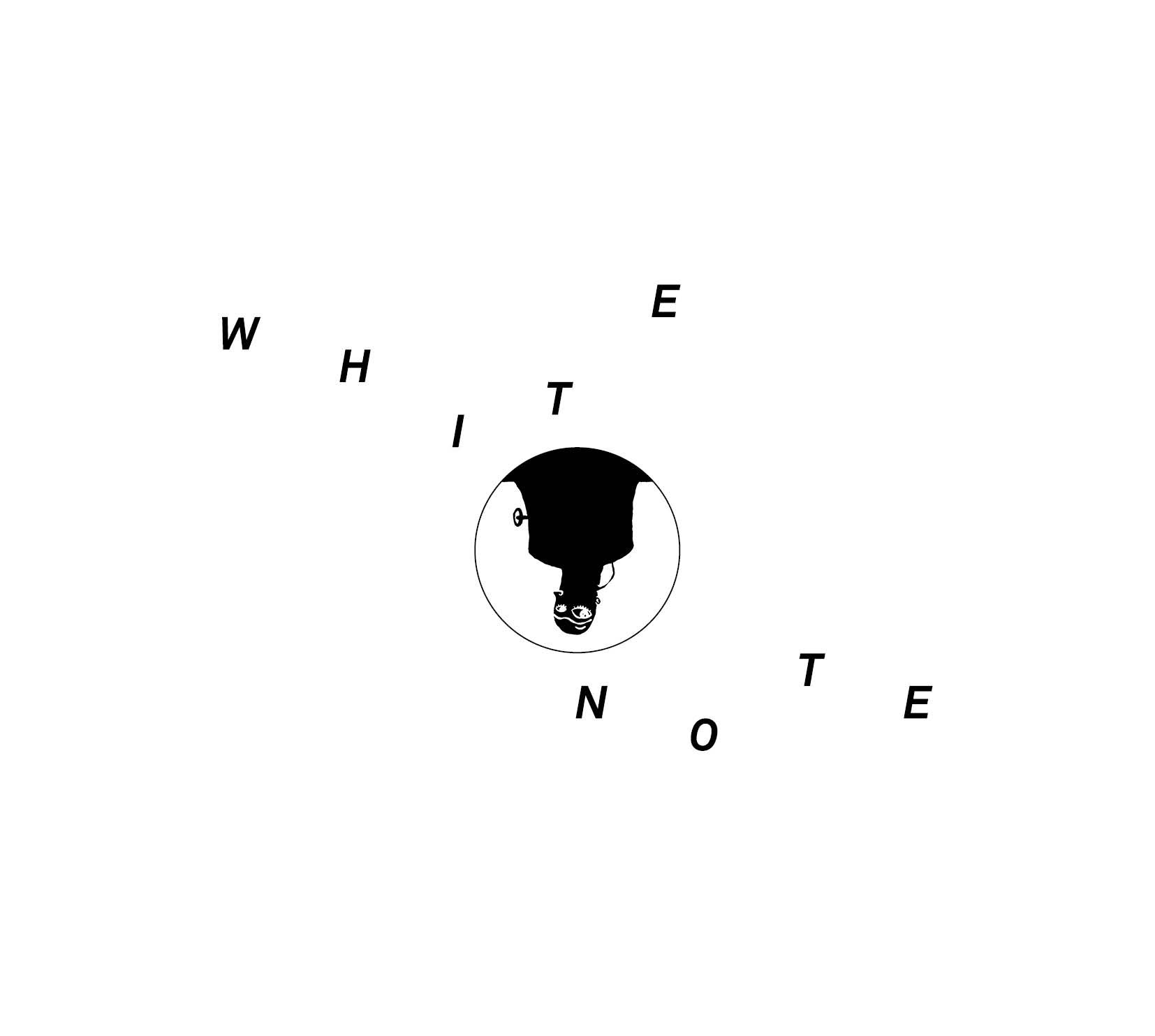 white note logo