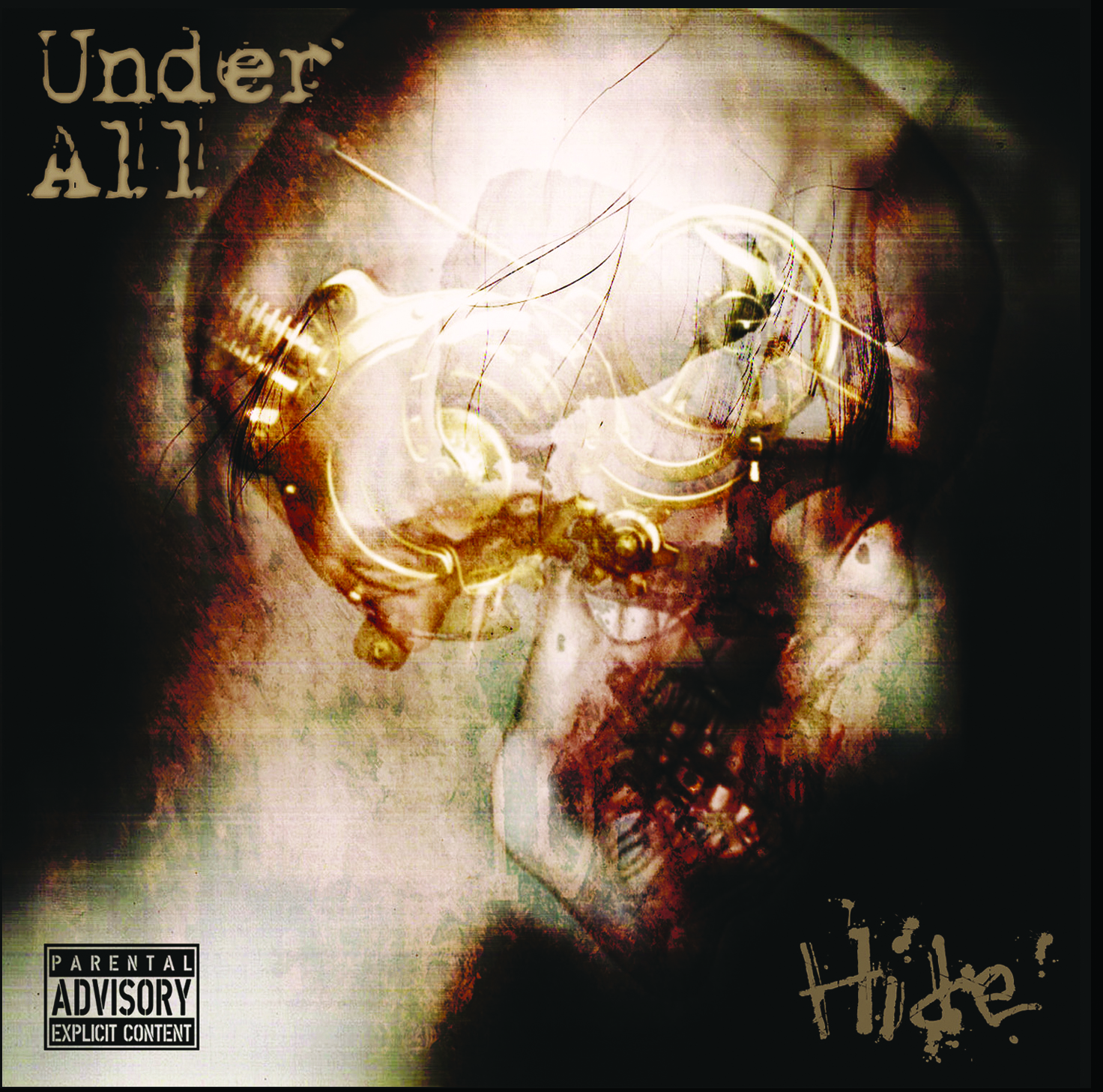 under all hide one standing review