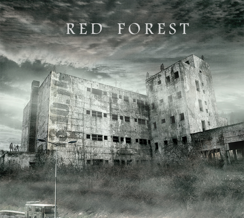 red forest 13.10.16 EP one standing review