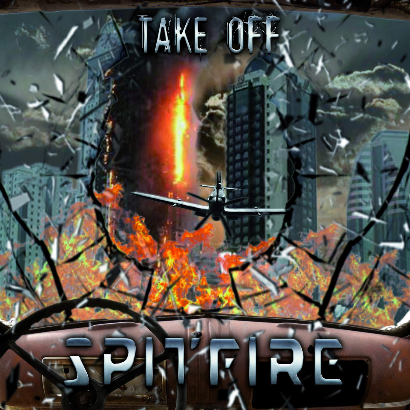 spitfire take off EP