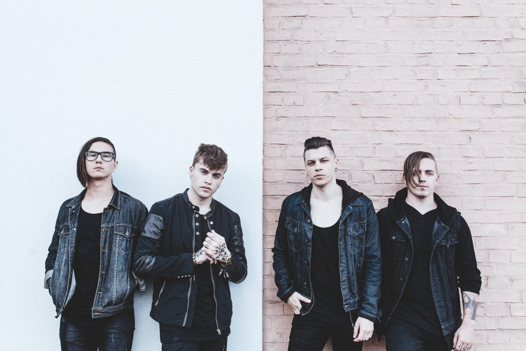 imminence band arising empire 2017