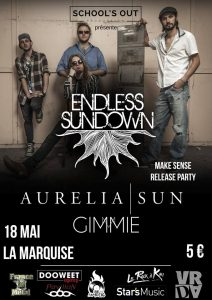 endless sundown aurelia sun gimmie la marquise lyon school's out production