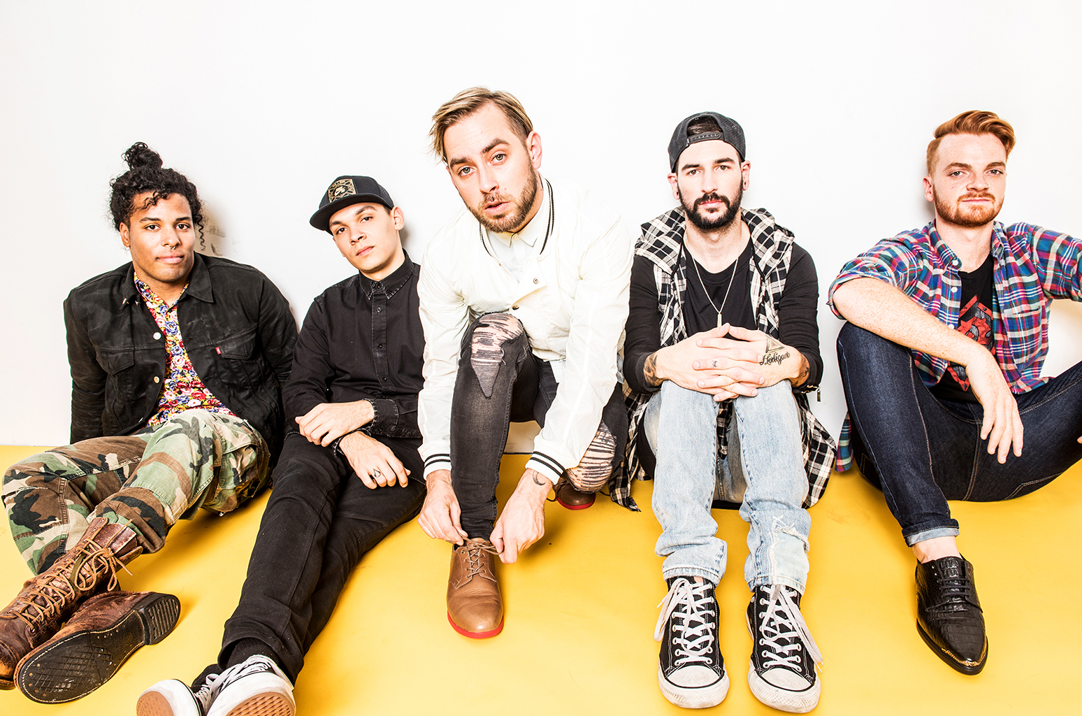 ISSUES press photo 2016