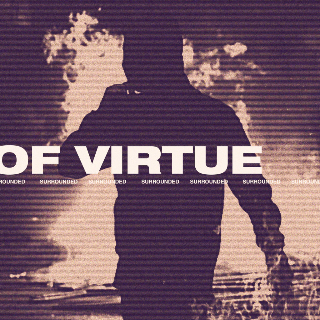 of virtue surrounded cover