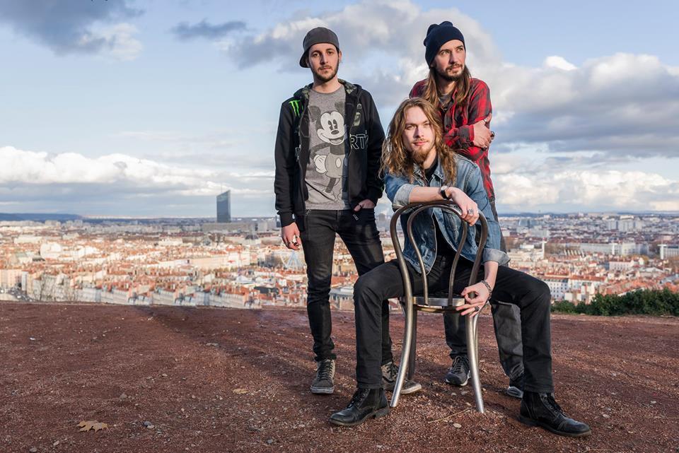 endless sundown lyon French band