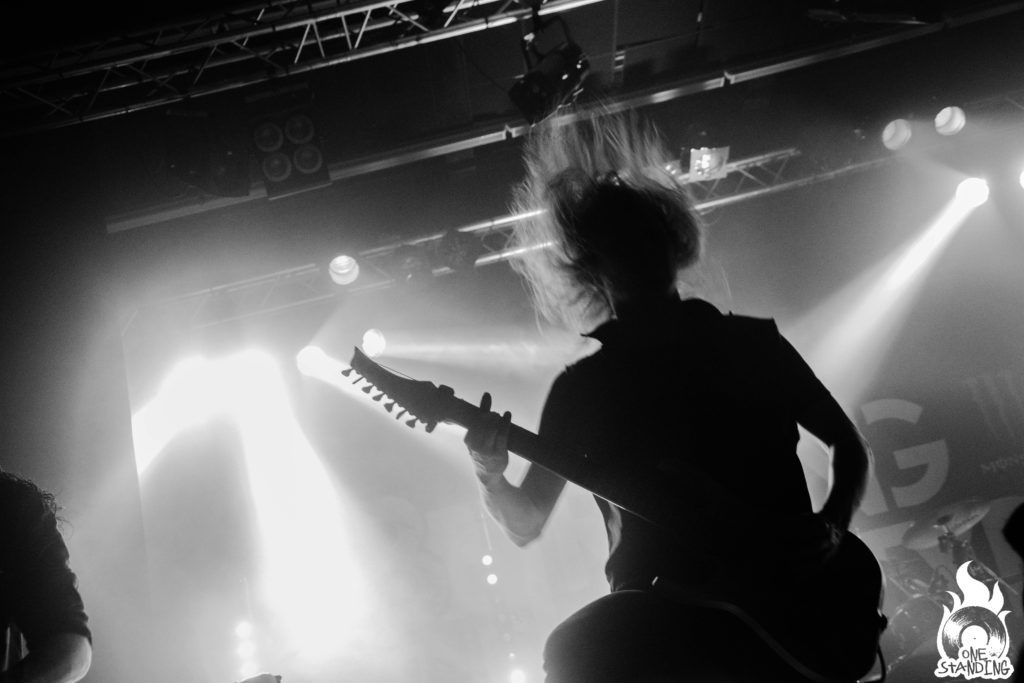 betraying the martyrs the resilient tour Mediatone lyon MJC ô'totem