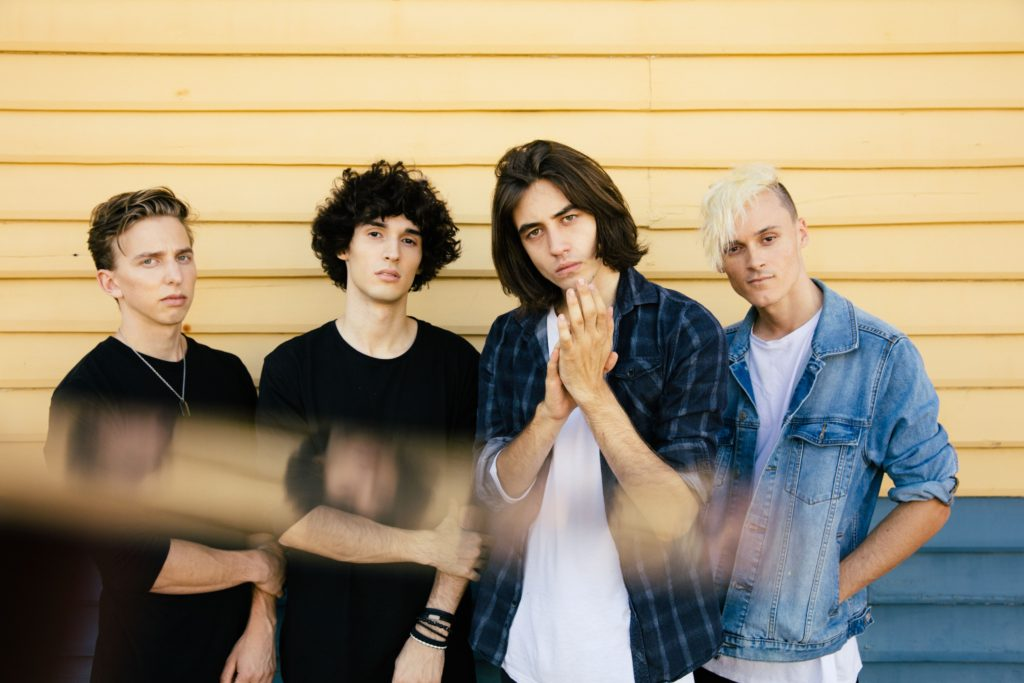 the faim Australia band 2018