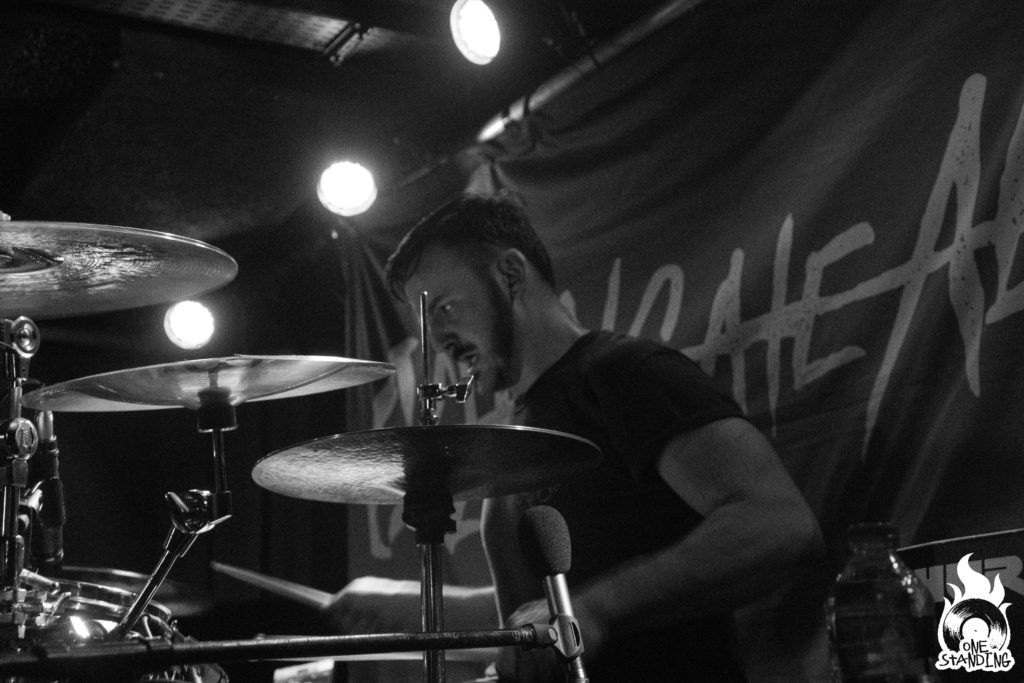 our hollow, our home, UK band, lyon France live urgences sonores
