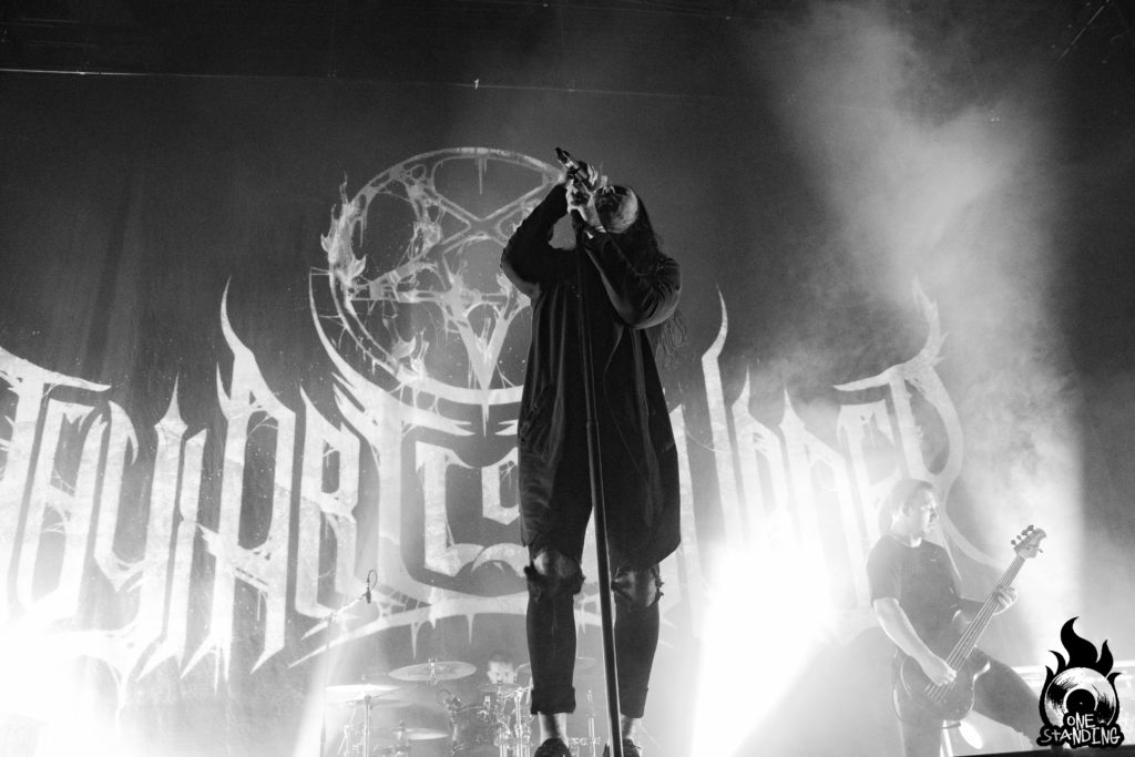 thy art is murder radiant-bellevue caluire live nation france