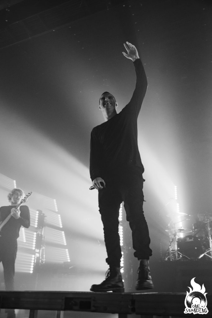 parkway drive radiant-bellevue caluire live nation france