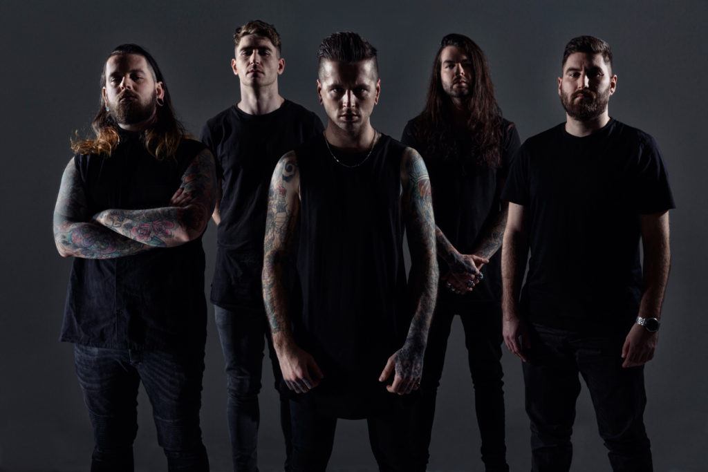bury tomorrow promo picture 2018