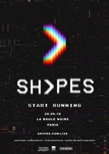 SHVPES start running live nation France raw power management united talent agency spinefarm records