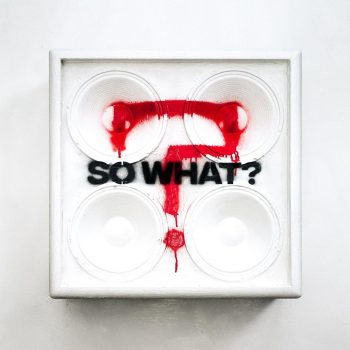 While She Sleeps so what? artwork sleeps brothers spinefarm records
