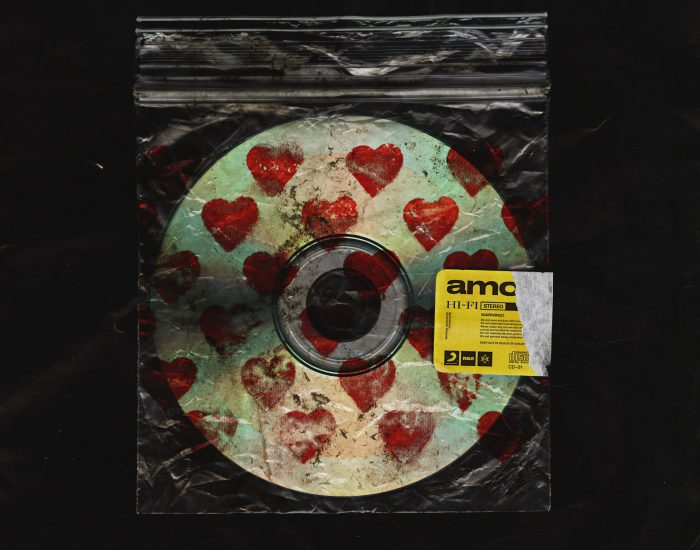 bring me the horizon amo artwork 2019 RCA Records Sony music