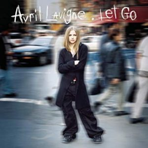 Avril Lavigne let go Arista Records 2002