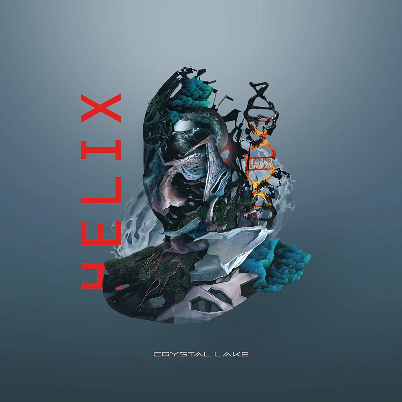 crystal lake helix artwork 2019 Sharptone Records