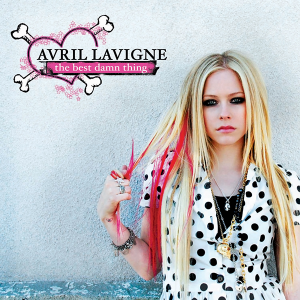 Avril Lavigne the best damn thing RCA records 2007