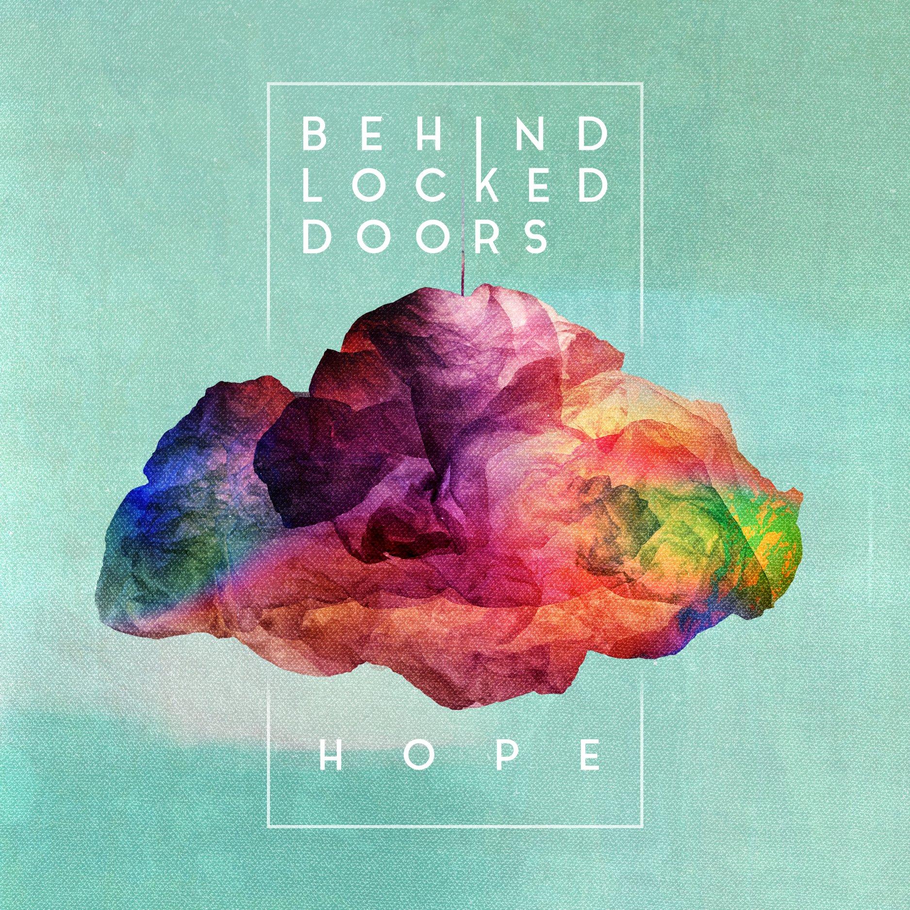behind locked doors hope EP artwork