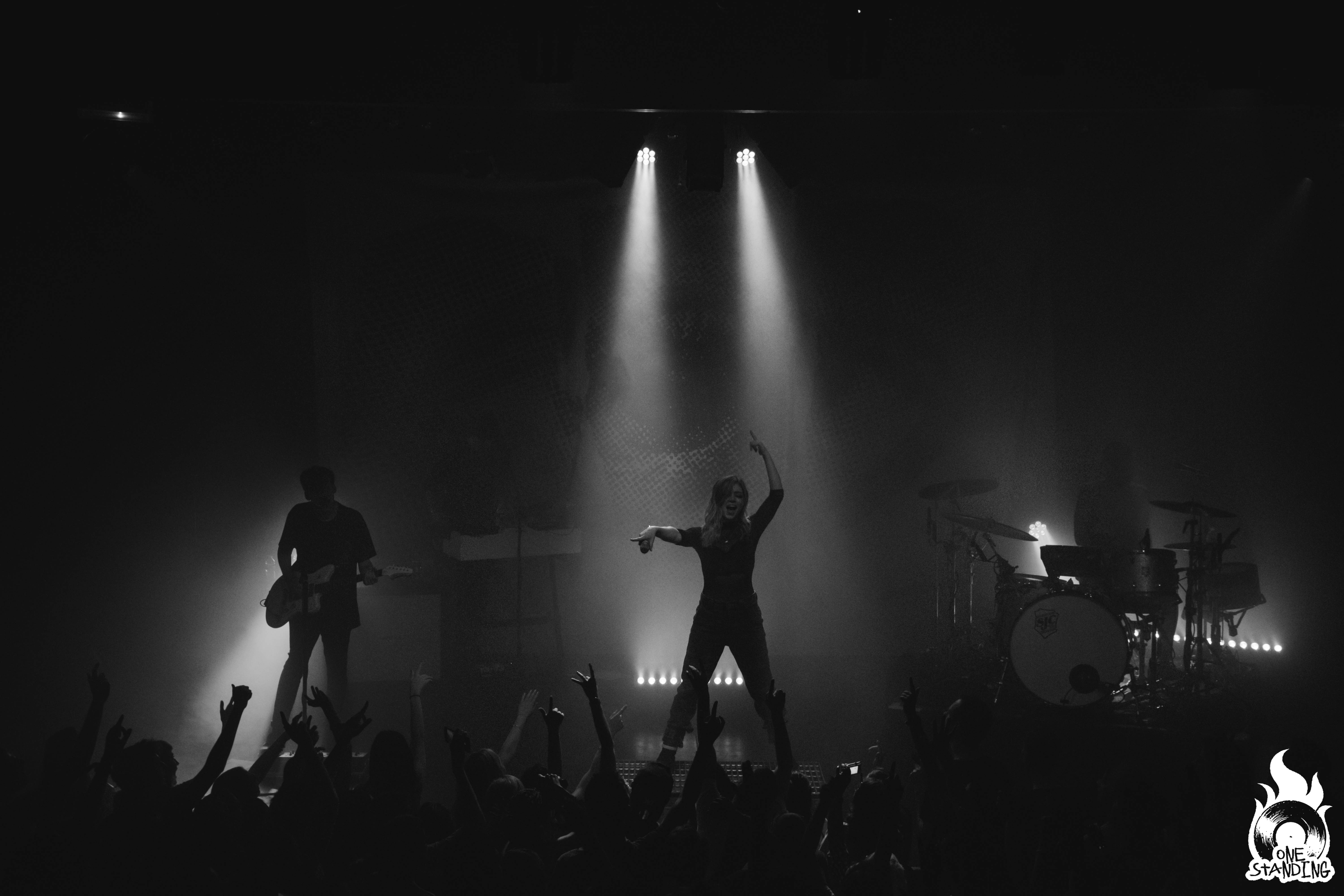against the current past lives world tour behind locked doors CCO Lyon sounds like hell productions opus live fueled by ramen live nation france