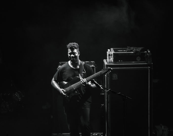 animals as leaders car bomb Lee McKinney sounds like hell productions lyon