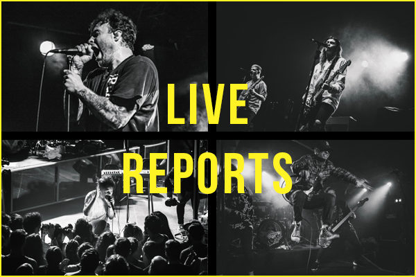 page reviews one standing : live reports